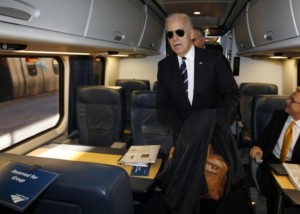 Joe Biden, a busy man (Source: Xinhua)